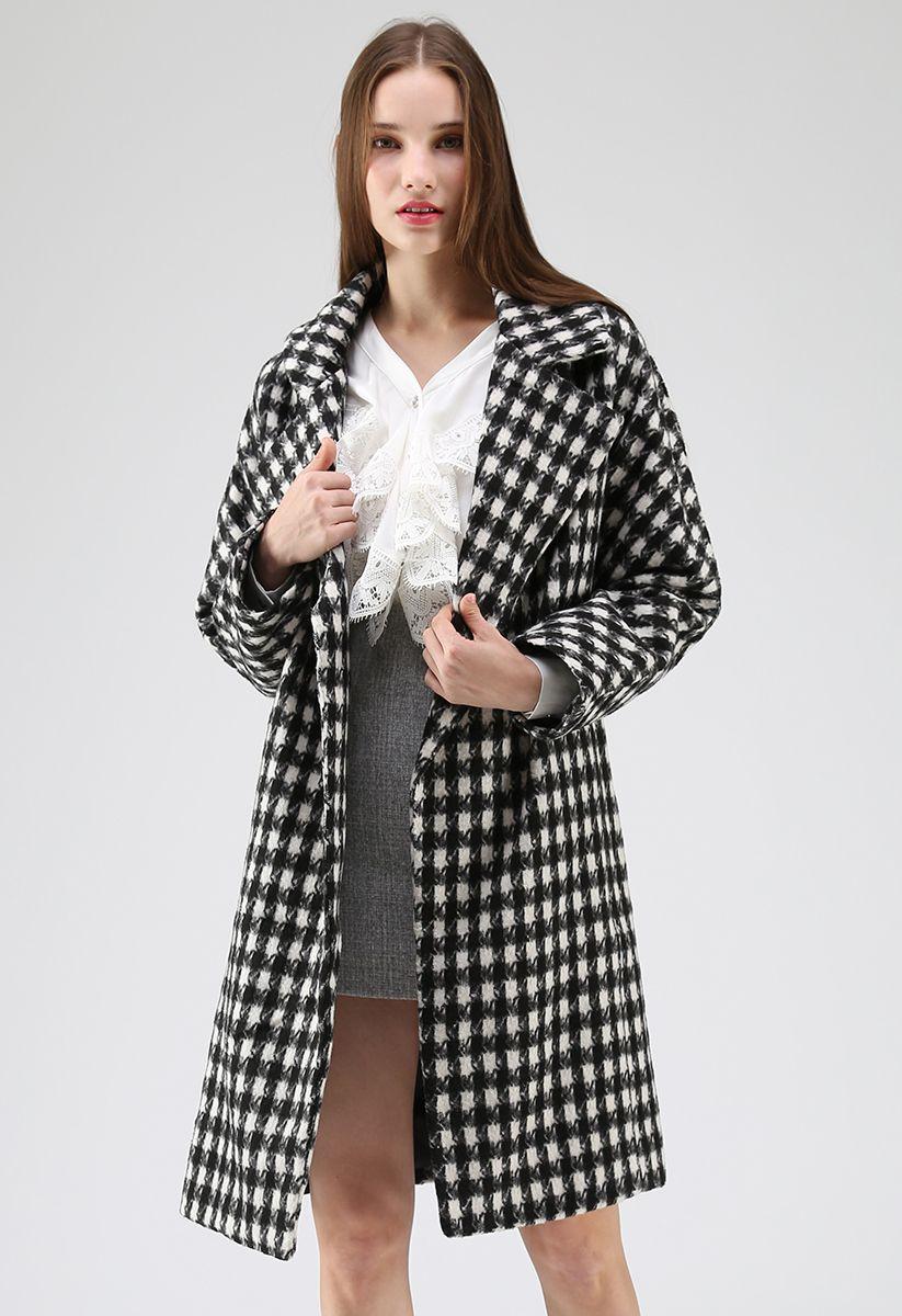 Manteau palangrier jeune et magnifique