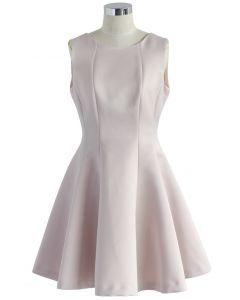 La Gloriole Robe Rose Patineuse