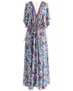 Les contes d'un rêve Boho Maxi Dress